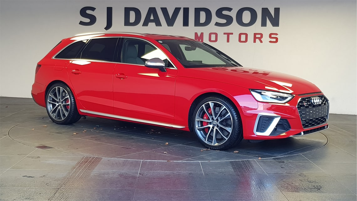 SJ Davidson specialist used car dealer in Dungannon